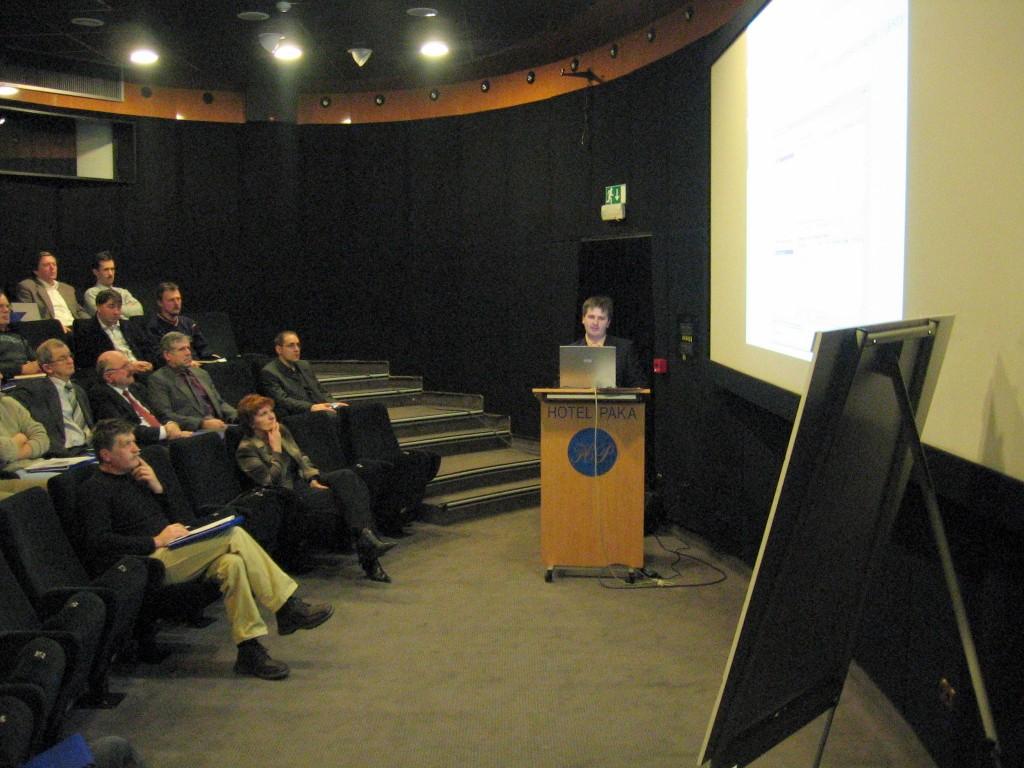 1. ODOS konferenca: 2.12.2005
